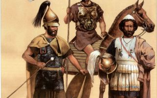 Последствия пунических войн — студенческий портал