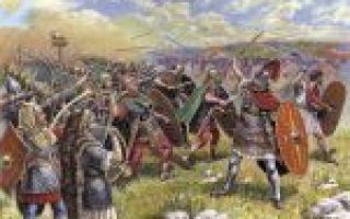 Войны рима в v в. до н.э. — студенческий портал
