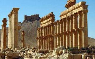 Древнейшие сирия и палестина — студенческий портал