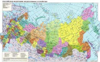 Физико-географическое положение россии — студенческий портал