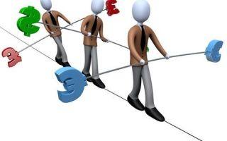 Виды валютного риска — студенческий портал