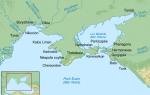 Пергам, Понт и Северное Причерноморье в эпоху Эллинизма: исторические сведения