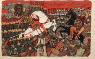 Князь игорь — студенческий портал