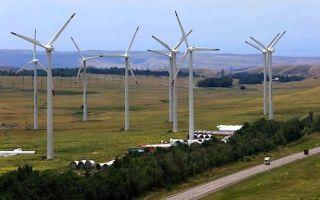 Ветряные электростанции — студенческий портал