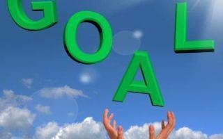 Целеполагание в педагогике — студенческий портал