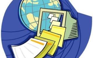 Информационные системы в локальных сетях — студенческий портал