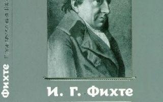 Иоганн Готлиб Фихте — богословские исследования и репетиторство