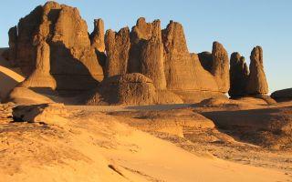 Геологическое строение и рельеф африки — студенческий портал