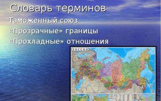 Экономико-географическое положение России — особенности и континентальные модели