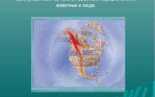 Население северной америки — студенческий портал