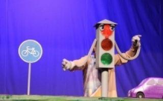 Искусство кукольного театра — студенческий портал