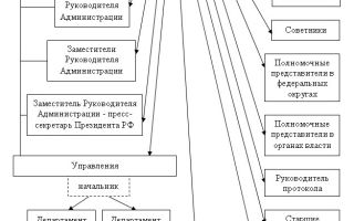 Администрация президента рф: структура и функции — студенческий портал