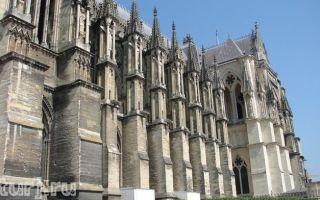 Витражи готических соборов — студенческий портал
