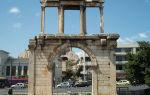 Архитектура древней Греции — периоды развития и основные положения