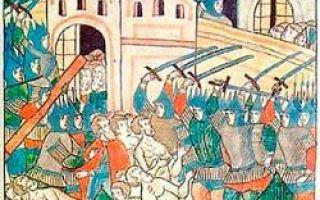 Нашествие тохтамыша 1382 г. — студенческий портал