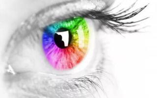 Значение цвета в психологии — студенческий портал