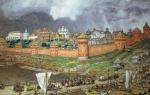 Объединение земель вокруг москвы во второй половине xv в. — студенческий портал
