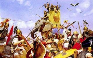 Пунические войны — студенческий портал