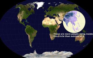 Географическая карта — студенческий портал