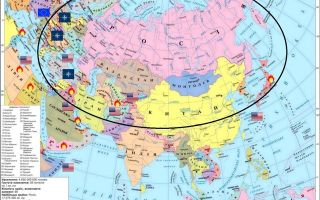 Население евразии — студенческий портал
