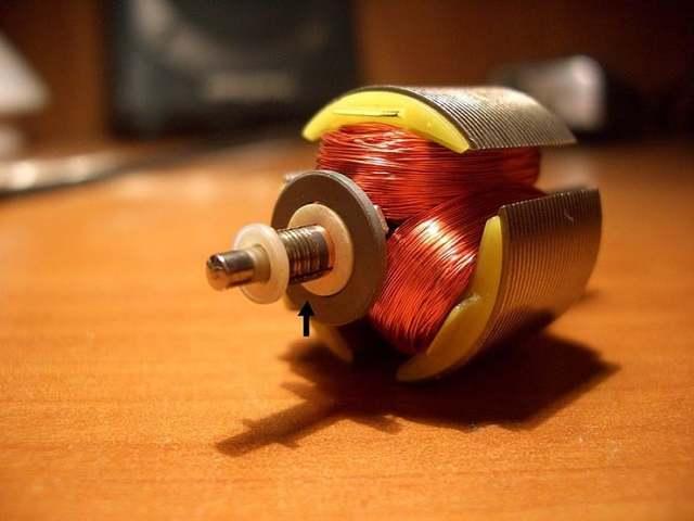 Двигатель постоянного тока - Студенческий портал