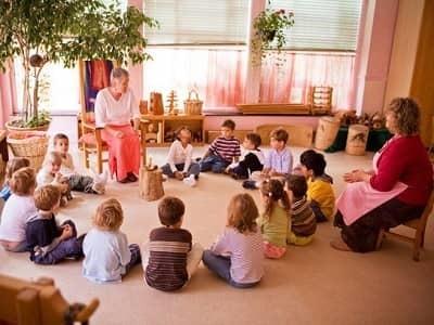 Вальдорфский детский сад - Студенческий портал