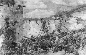 Нашествие Тохтамыша 1382 г. - Студенческий портал