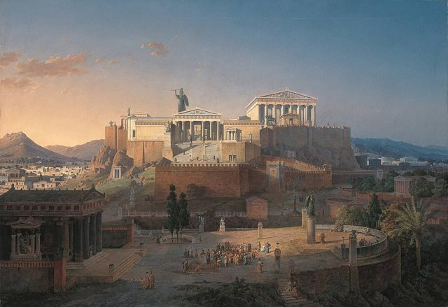 Архаическая Греция VIII-VI вв. до н.э. - Студенческий портал