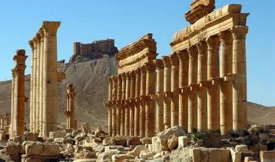Древнейшие Сирия и Палестина - Студенческий портал