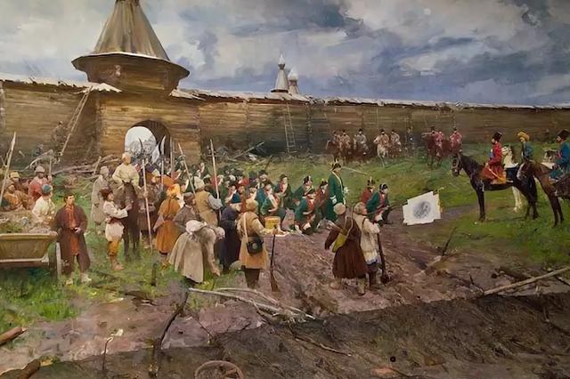 Основные события крестьянской войны - Студенческий портал