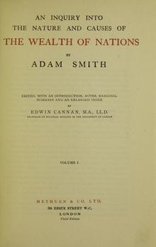 Адам Смит - Студенческий портал