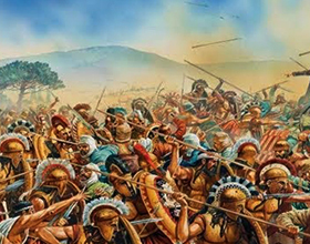 Греко-персидские войны. Причины. Периодизация. Первое вторжения в Грецию - Студенческий портал