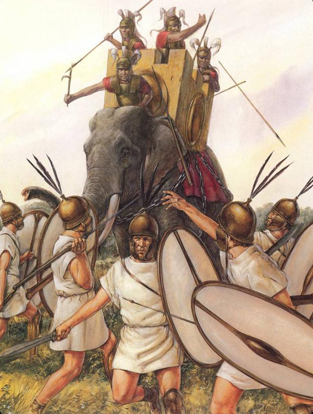 Покорение Южной Италии римлянами - Студенческий портал
