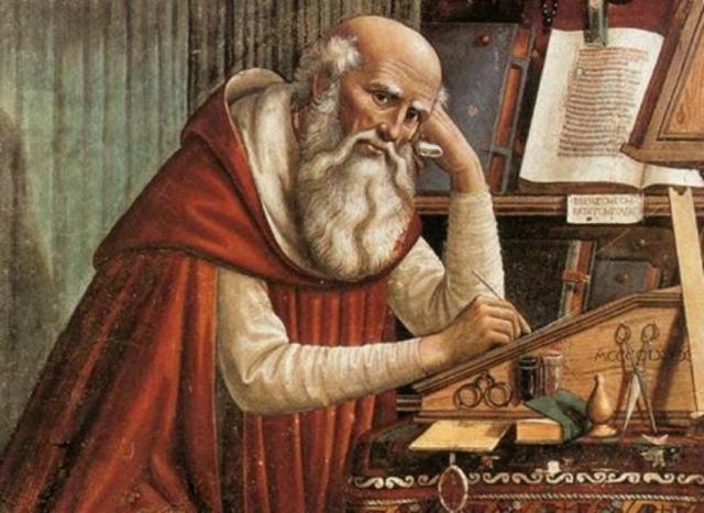 Средневековая христианская концепция о человеке - Студенческий портал