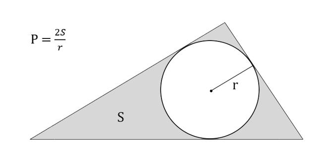 Как найти периметр треугольника - Студенческий портал