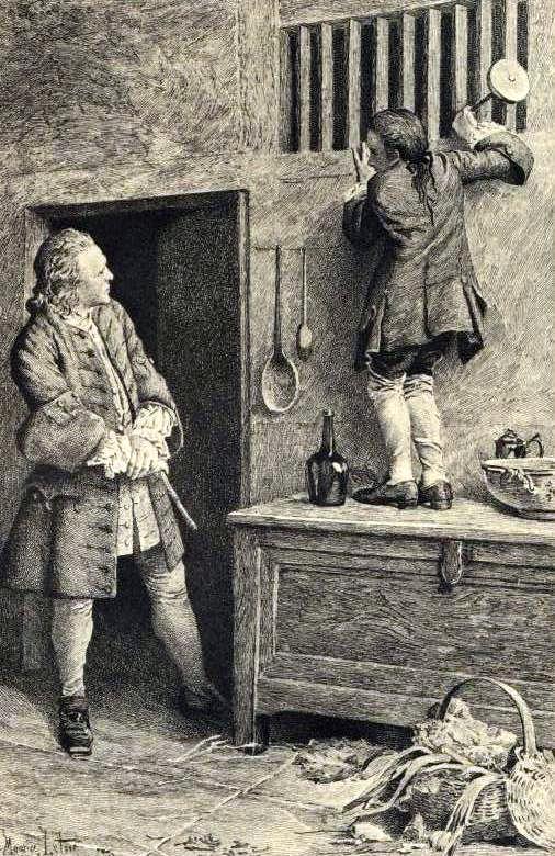 Жан-Жак Руссо и его философия - Студенческий портал