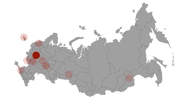 Исследование территории России - Студенческий портал