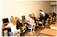 Информационные технологии в образовании - Студенческий портал