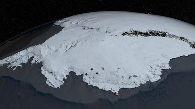 Материк Антарктида. Географическое положение, история открытия материка - Студенческий портал