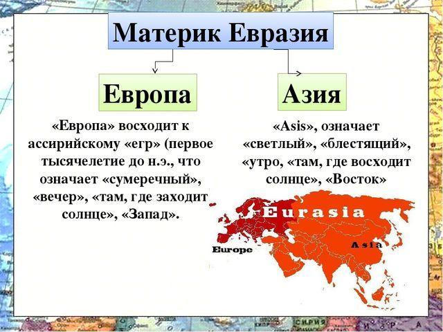 Животный мир Евразии - Студенческий портал