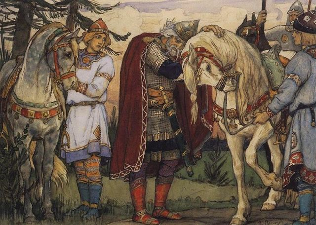 Князь Олег Вещий - Студенческий портал
