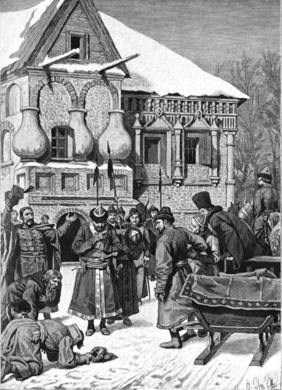 Гибель Лжедмитрия II - Студенческий портал