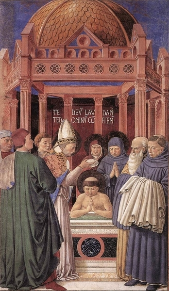 Блаженный Августин - Студенческий портал