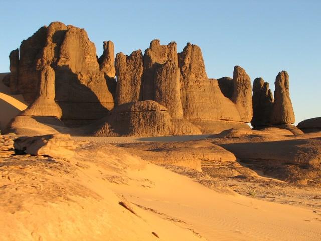 Геологическое строение и рельеф Африки - Студенческий портал