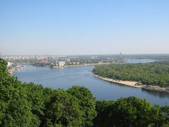 Внутренние воды Восточно-Европейской равнины - Студенческий портал