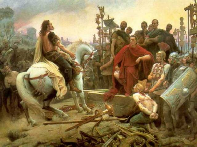 Война с кельтами (галлами) - Студенческий портал