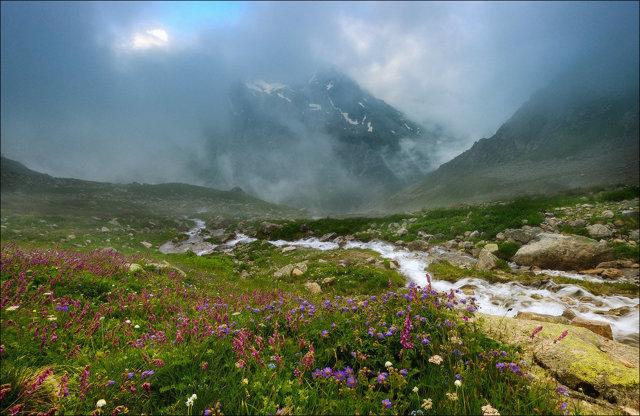 Климат и внутренние воды Кавказа - Студенческий портал