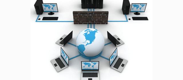 Какие типы компьютерных сетей образуют интернет - Студенческий портал