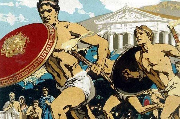 История олимпийских игр - Студенческий портал