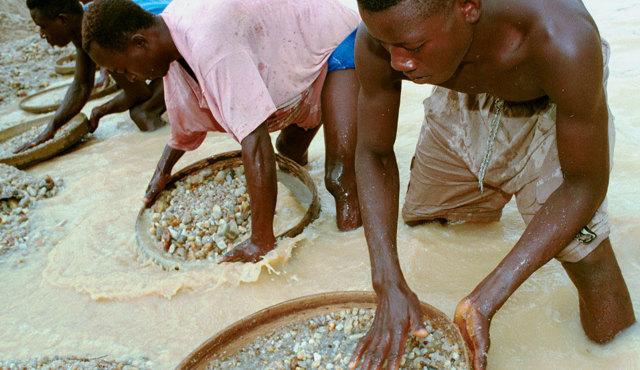 Население Африки - Студенческий портал